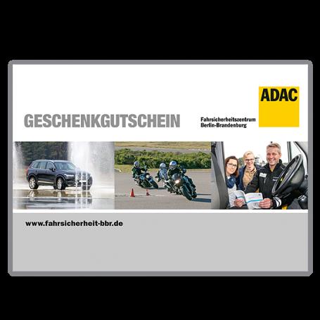 ADAC Fahrsicherheitstraining (2 Personen)
