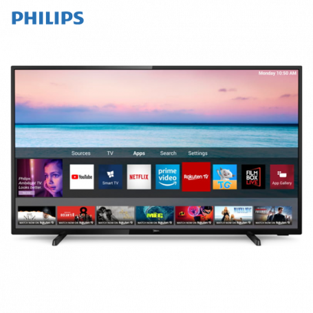 "PHILIPS 50 Zoll – 4K UHD LED TV ""50PUS6504/12"""