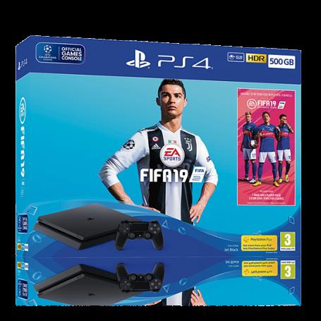 SONY Playstation PS4 + FIFA 19