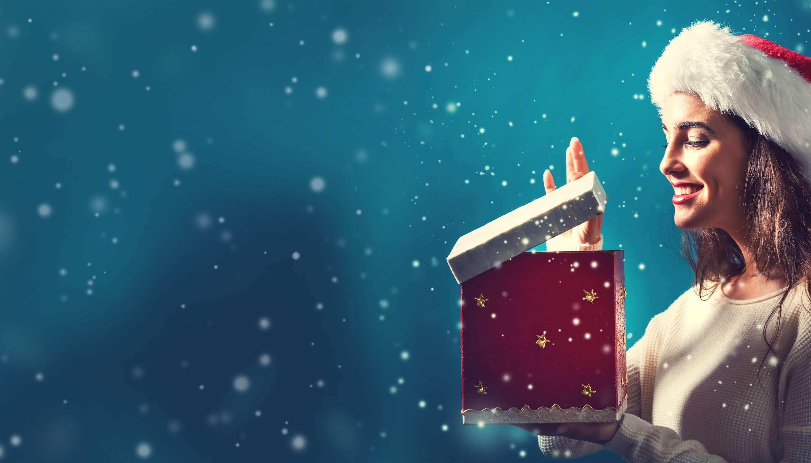 Das besondere Weihnachtspaket für Sie