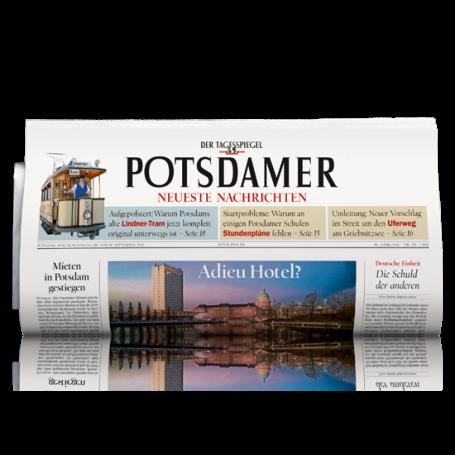 Die gedruckte Zeitung